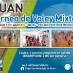 Breves: Torneo de Voley Mixto